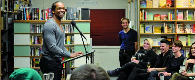 Jericho Brown reading